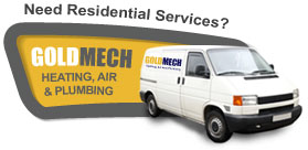 Residential Services Van